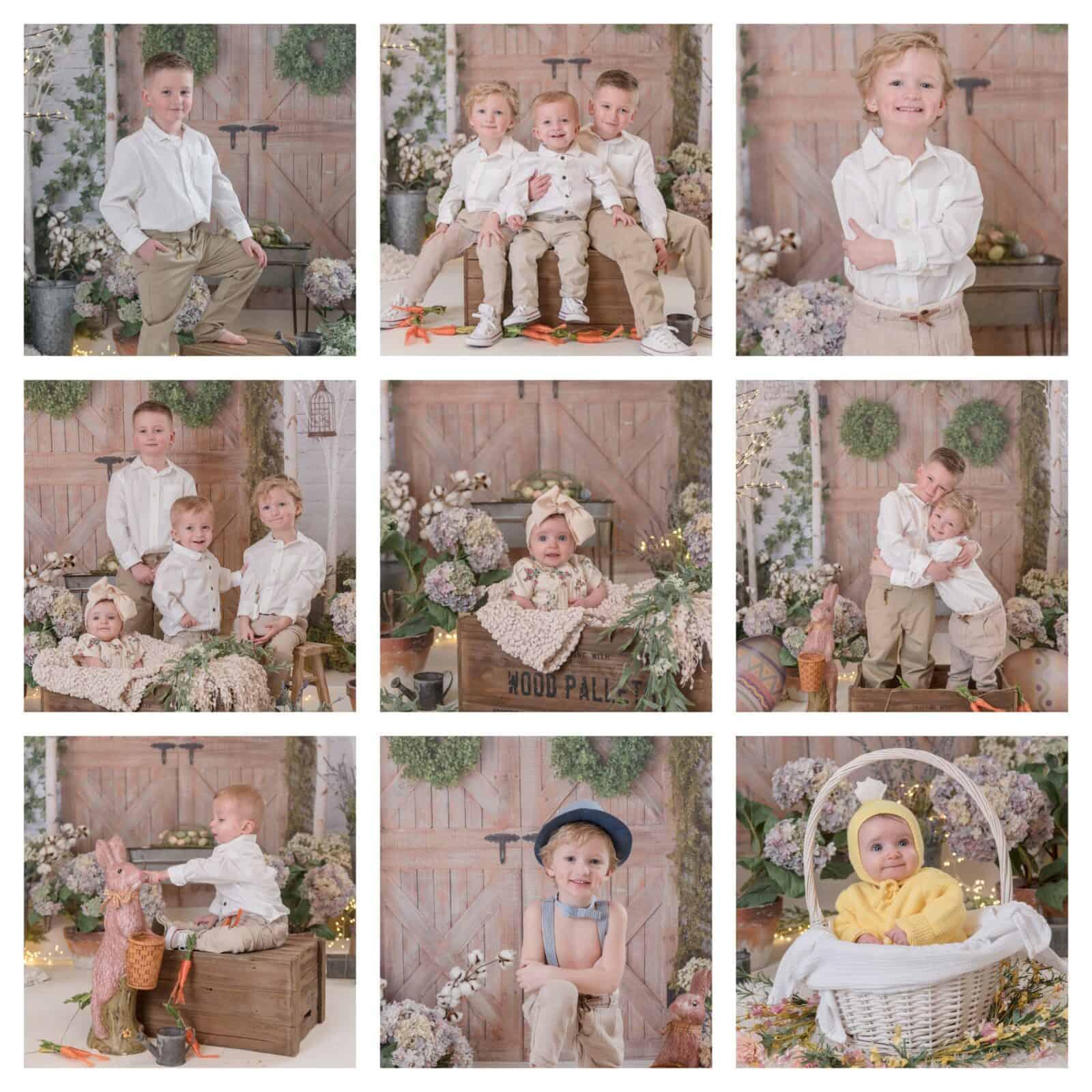 Easter Mini photo shoots